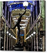 The Gallery Acrylic Print
