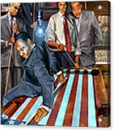 The Game Changers And Table Runners Acrylic Print