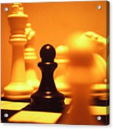 The Games We Play Acrylic Print