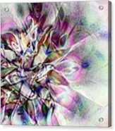 The Garden Gem Acrylic Print