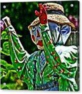 The Garden Guy Acrylic Print