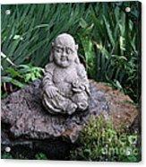 The Garden Keeper Acrylic Print