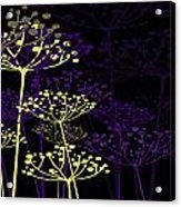 The Garden Of Your Mind 5 Acrylic Print