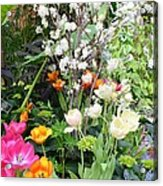 The Gardens Acrylic Print