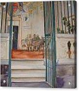 The Gate Keeper Acrylic Print