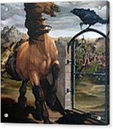 The Gatekeeper Acrylic Print