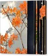 The Gatekeepers Acrylic Print