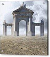The Gateway Acrylic Print