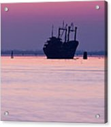 The Ghost Ship Acrylic Print