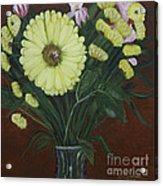The Giant Daisy Acrylic Print