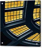 The Glass Ceiling Acrylic Print