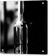 The Glass May Be Half Full Acrylic Print