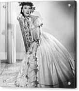 The Glass Menagerie, Gertrude Lawrence Acrylic Print