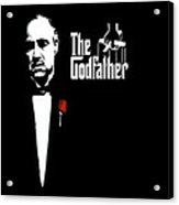 The Godfather Acrylic Print