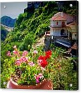The Godfather Villages Of Sicily Acrylic Print
