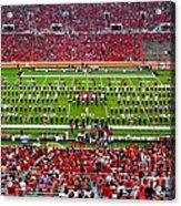 The Going Band From Raiderland Acrylic Print