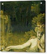 The Golden Age, 1897-98 Acrylic Print
