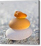 The Golden Egg Acrylic Print
