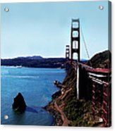 The Golden Gate Bridge Acrylic Print