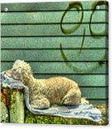 The Good Life Acrylic Print