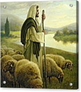 The Good Shepherd Acrylic Print