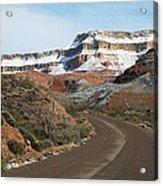 The Gorge Arizona Acrylic Print