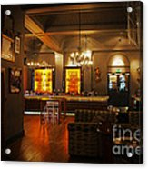 The Grand Cafe Southampton Acrylic Print