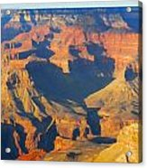 The Grand Canyon From Outer Space Acrylic Print
