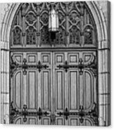 The Grand Entrance Acrylic Print