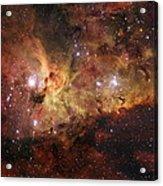 The Great Nebula In Carina Acrylic Print