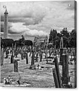 The Graves Acrylic Print