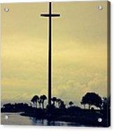 The Great Cross Acrylic Print