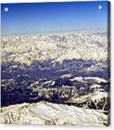 The Great Himalayas- Viator's Agonism Acrylic Print