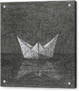The Great Ship Acrylic Print