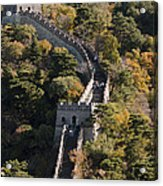 The Great Wall 629 Acrylic Print