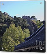 The Great Wall 682 Acrylic Print