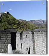 The Great Wall 684 Acrylic Print