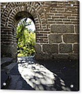 The Great Wall 715a Acrylic Print