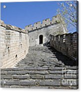 The Great Wall 721 Acrylic Print