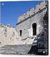 The Great Wall 724 Acrylic Print