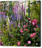 The Greenhouse Acrylic Print