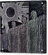 The  Grey  Legions  Acrylic Print