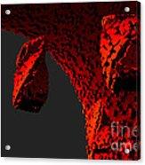 The Grim Leaper Acrylic Print