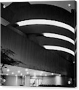 The Guggenheim Museum In New York City Acrylic Print