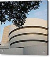 The Guggenheim Museum Acrylic Print