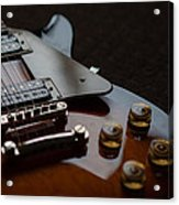 The Guitar Acrylic Print