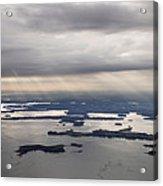 The Gulf Of Morbihan, Saint Armel Acrylic Print