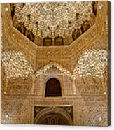 The Hall Of The Arabian Nights Acrylic Print