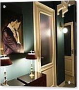 The Hall Acrylic Print by Roberto Galli della Loggia