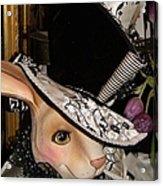 The Hat Acrylic Print